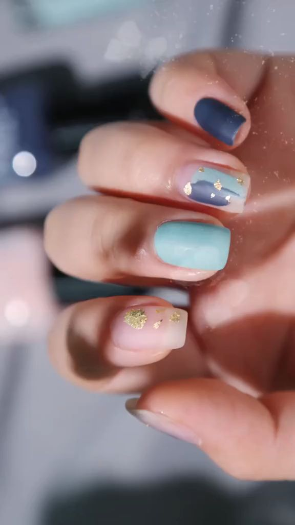 Ladies, nails are an extension of what you wear, and cool nail art always happens to garner a lot of attention and compliments. Besides, who doesn't love an added dose of glamor to their nails? If you're bored of your classic, monotone nail color and want to try out something fun and quick
