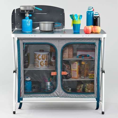 Mobler Baslager Koksmobel For Camping In 2020 Kitchen Units Camping Kitchen Unit Camping Furniture