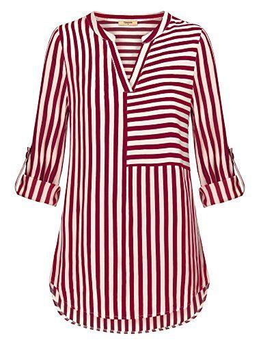 Timeson Blouse For Women, Ladies Chiffon T-Shirt Blouse L... https://www.amazon.com/dp/B078FGZDSB/ref=cm_sw_r_pi_dp_U_x_NzswAbJ8V3THM