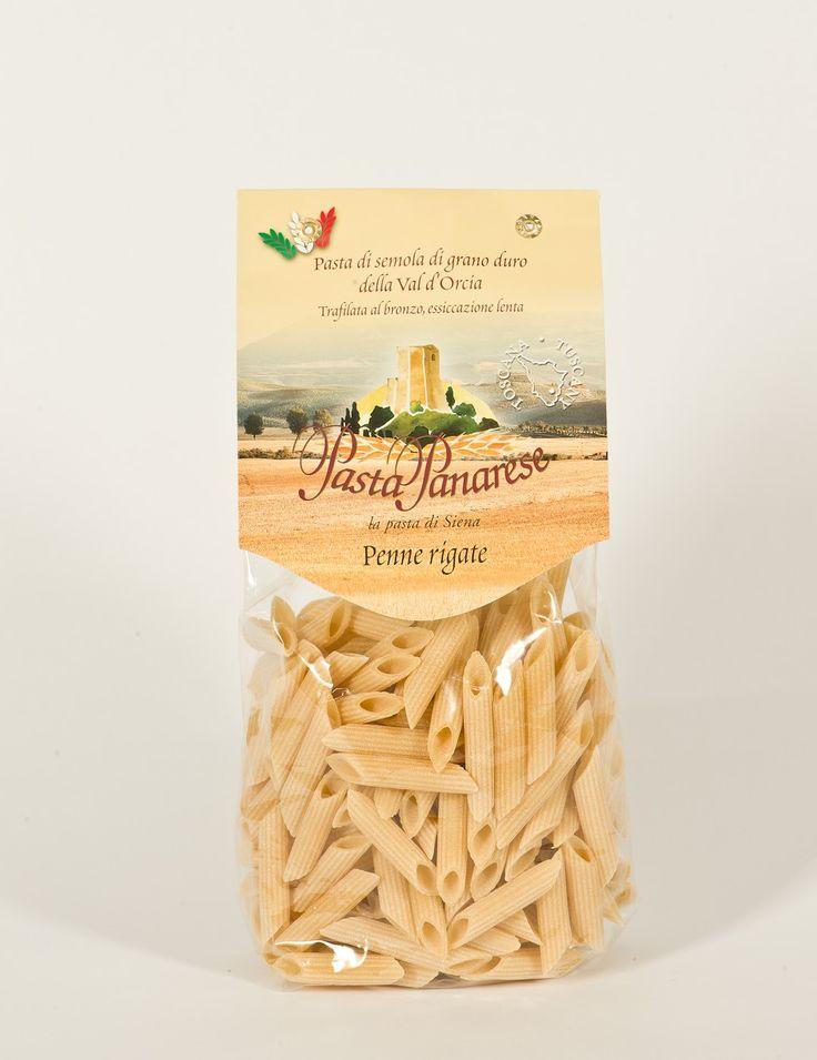 Vendita online | Penne rigate Pasta di semola di grano duro sacchetto da gr.500 Pasta Panarese - Gastronomia - Prodotti Italiani