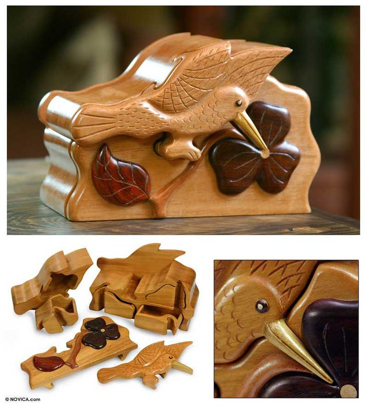 bandsaw projects for beginners. so cool. i love puzzle boxes. bandsaw projectswoodworking projects for beginners