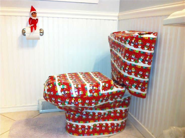 25 Elf on the Shelf Quick and Easy ideas that take UNDER 5 Mins! | Over The Big Moon