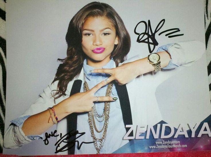 Zendaya poster