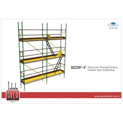 Ring Lock (Flanged) Type Scaffolding