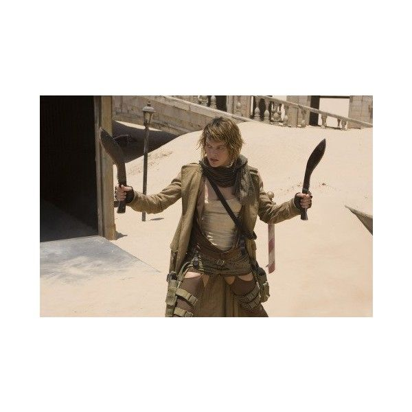 Photos from Resident Evil: Extinction ❤ liked on Polyvore featuring resident evil