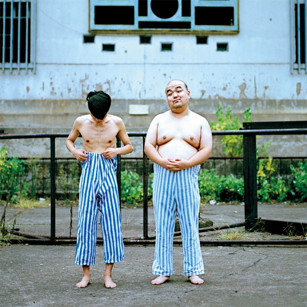 Xinjie Ding LCC MA Photography 2012 #clothes #identity #judgements #pyjamas