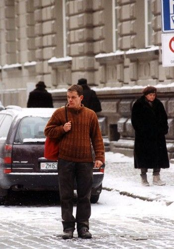 15 Things You (Probably) Didn't Know About The Bourne Identity
