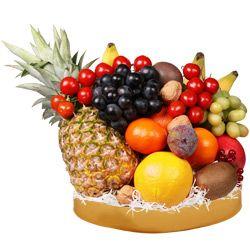 fruitmand laten bezorgen bij een zieke, lief idee en zo eenvoudig http://www.florient.nl/