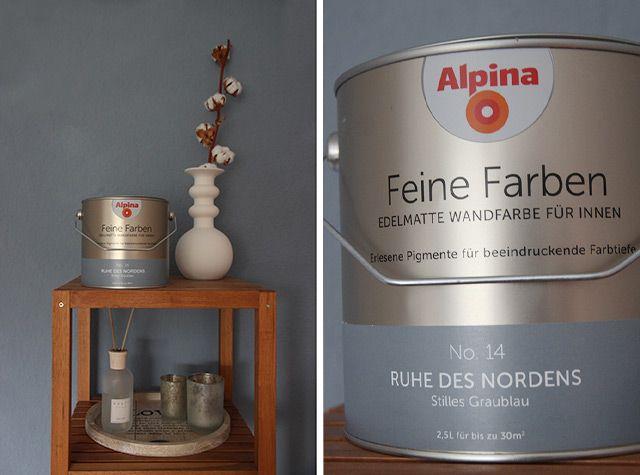 meer dan 1000 idee n over alpina farben op pinterest. Black Bedroom Furniture Sets. Home Design Ideas