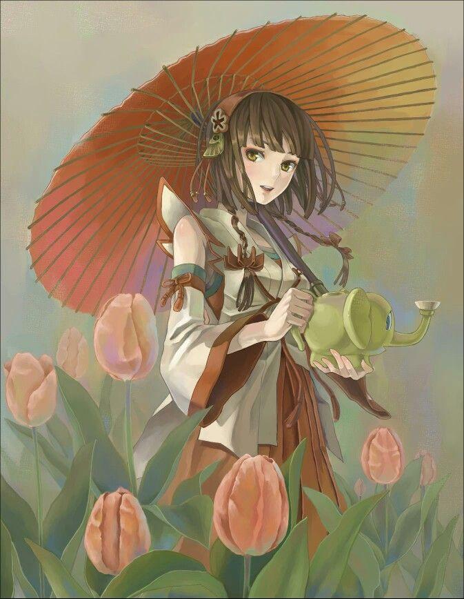 Okuni - Samurai Warriors