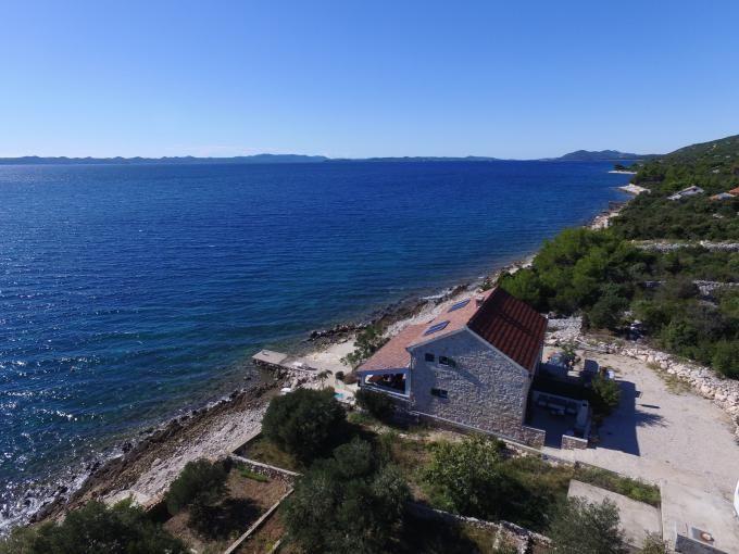 Island Pasman - house Mikula