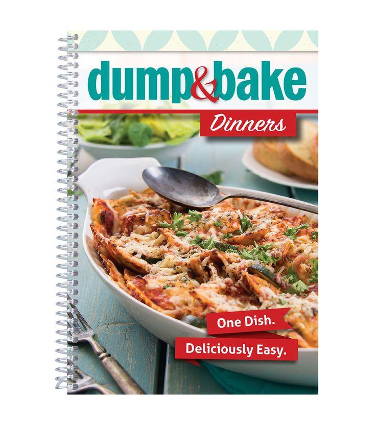 Dump & Bake Dinners Book