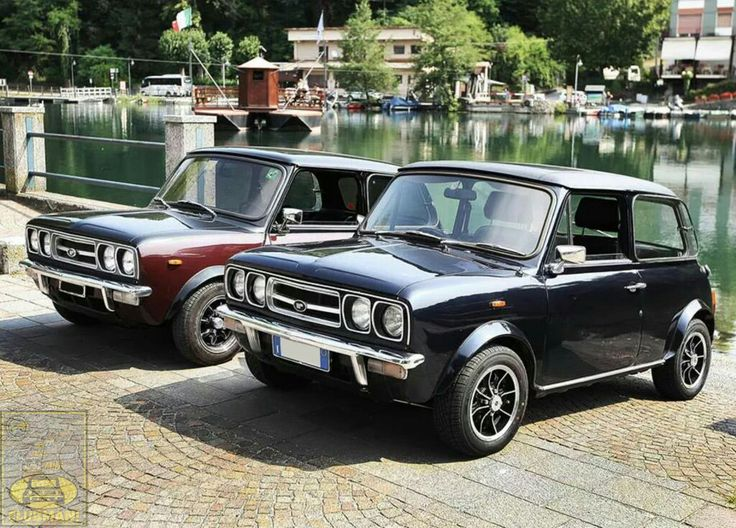 Mornin Miniacs It's Saturday Stunner time & we start with a beautiful pair of Coachbuilt W&P Clubbies! Have a Great Day Folks