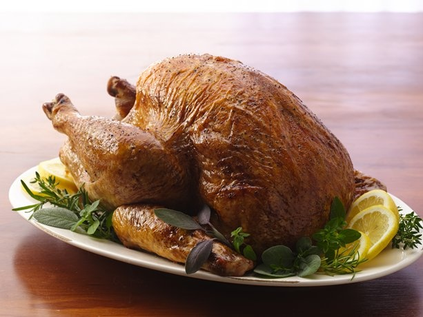 Herb Roasted Turkey   Recipe