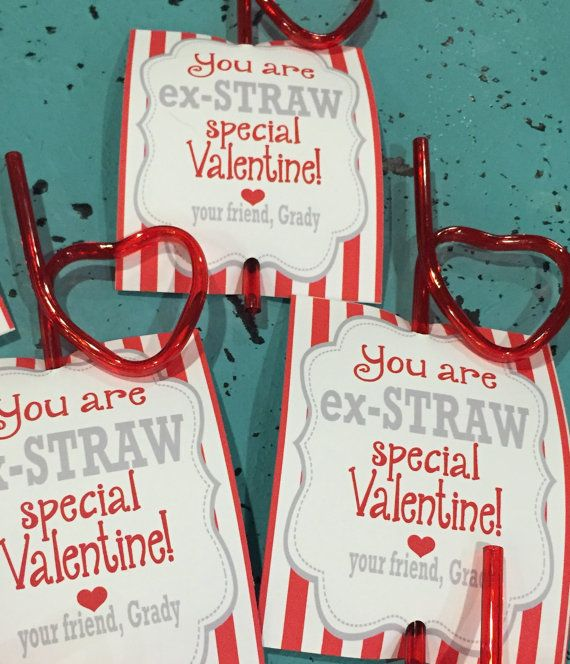 Silly Straw Valentines Lolos Boutique Perfect For