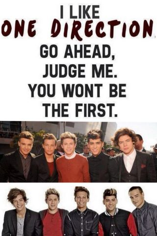 One direction dating judge