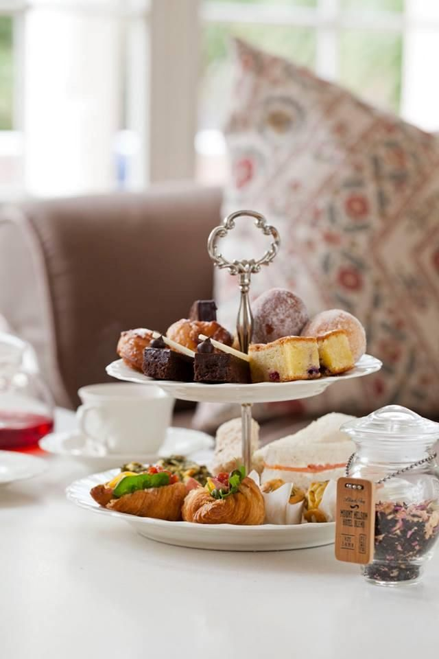 Afternoon tea at the Mount Nelson Hotel  #CapeTown