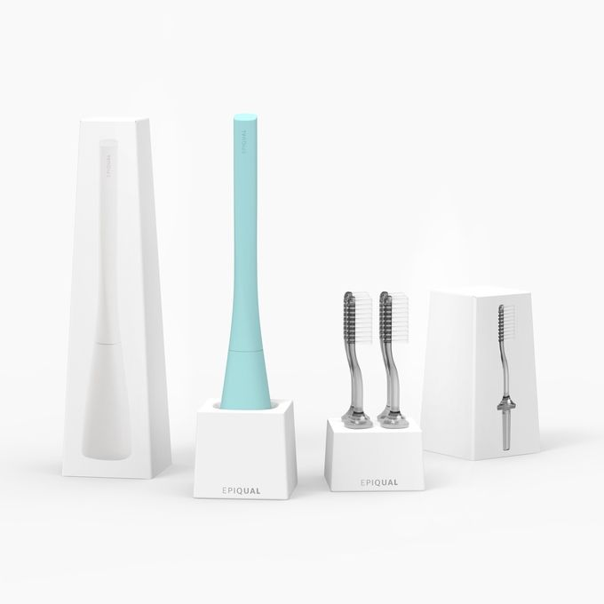 EPIQUAL - The Most Beautifully Designed Toothbrush. Ever. by EPIQUAL — Kickstarter