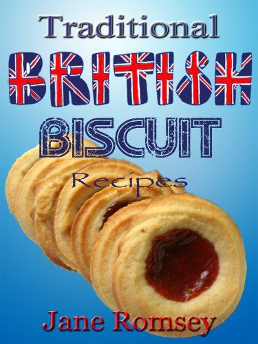 Free Kindle Book : Traditional British Biscuit Recipes (Traditional British Recipes) - Biscuits. Another great British tradition. Put the kettle on, brew a pot of tea and settle down with a good plate of bickies. Now that I live in America I've had to get used to calling them cookies. Biscuits here look more like English scones. Delicious, but you can't dunk them in your tea or coffee like you can real biscuits. I thought it would be great to put together a book of all the traditional…