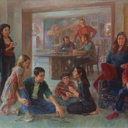 June Medoza 'My Family'