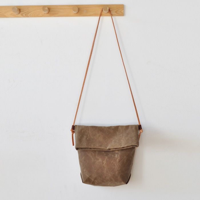 This handmade bag is absolutely, positively fabulous and has now earned a high place on my wish list!