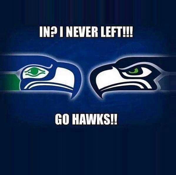 Ive always been IN! GO HAWKS
