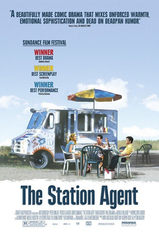 Why haven't more people seen this? : The Station Agent... 26/09/14