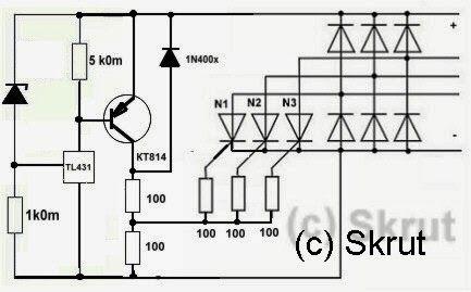 Koleksi Skema Kiprok Aplikasi Suzuki Thunder dan Yamaha