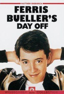 Ferris Bueller's Day Off: Awesome Movie, Film, High School, Day Off, Favorite Movies, 80S Movies, Buellers, 80 S