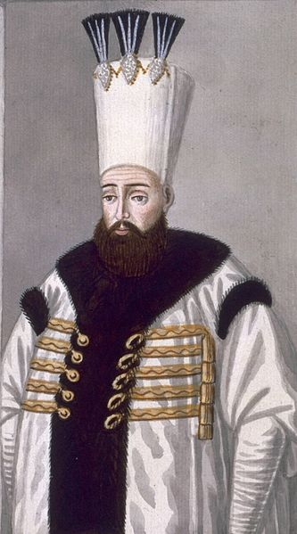 Ahmed III of the Ottoman Empire