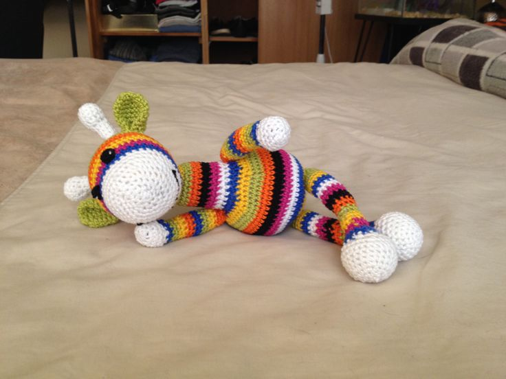 How cute made this little one from free pattern