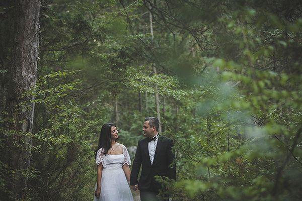 beautiful wedding in olympos