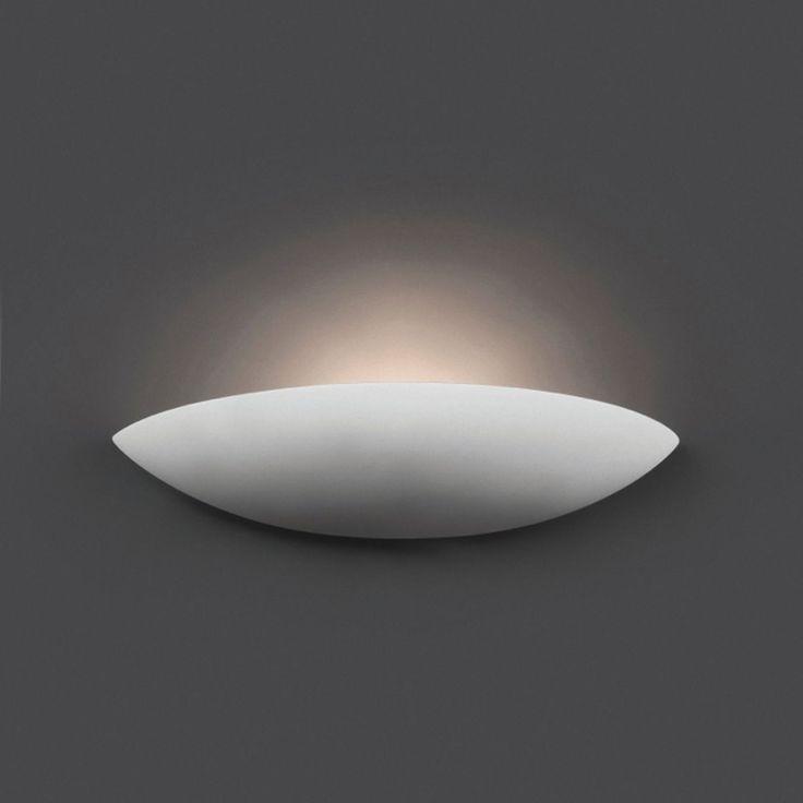 Aplique de Yeso integrable luz indirecta