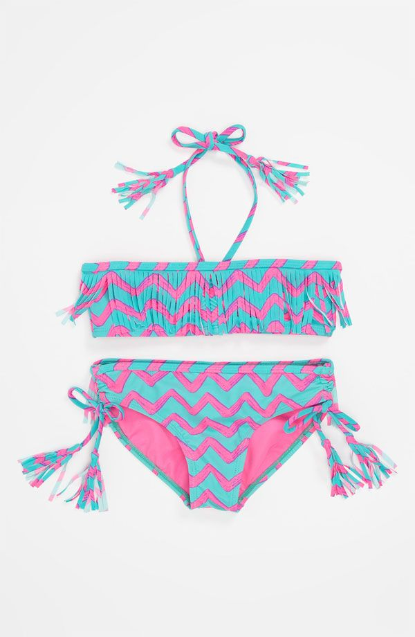 Billabong Girls Swimsuit - Check out this & other Must-Have Girls Bathing Suits for Summer!
