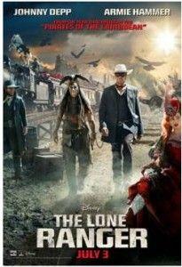 "The Lone Ranger Behind-the-Scenes Video ""Spirit Platform"" #LoneRanger"