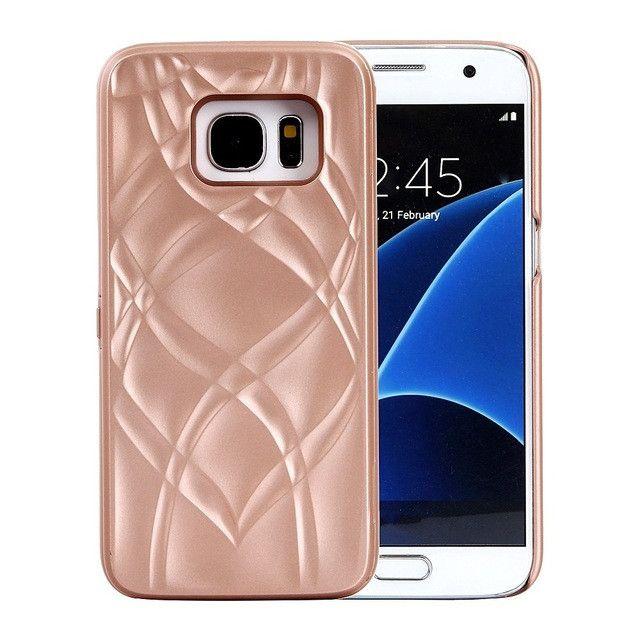 Card Slot Mirror Case cover for Samsung Galaxy