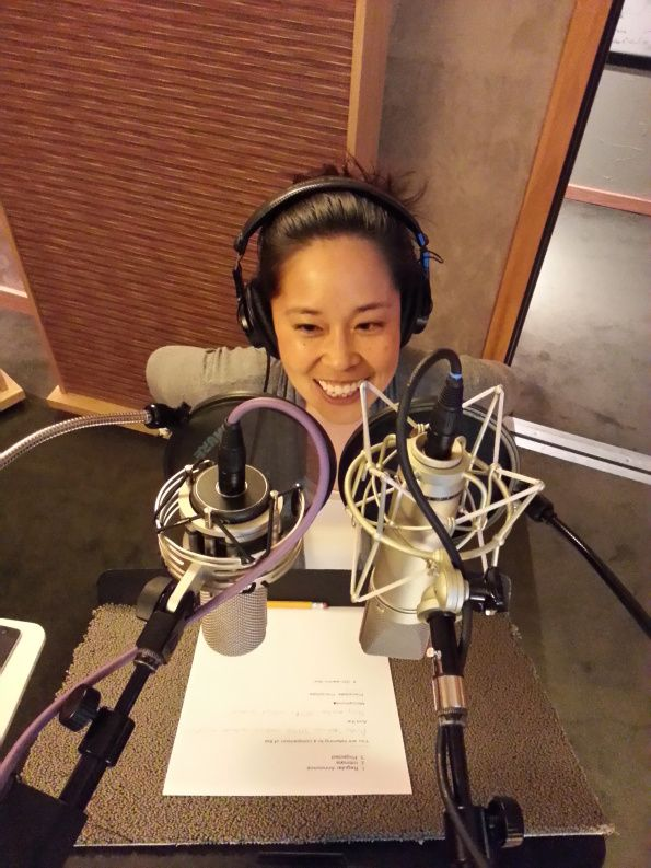 Stephanie Sheh compares Audio Technica AT5040 and Neumann u87 u87Ai microphones. http://randycoppinger.com/2013/09/10/sheh-5040-comparison/