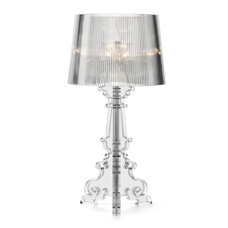 Kartell bourgie lamp from the zoe saldana curate for a cause event at joss and main