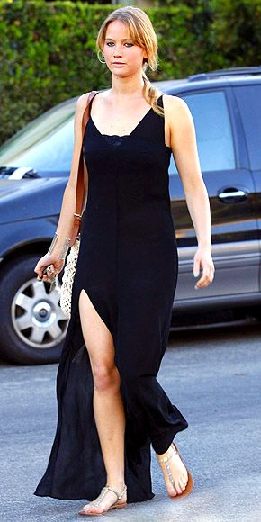 JENNIFER LAWRENCE   photo | Jennifer Lawrence: Artists Actresses, Citrine Dress, Favorite Actors Actresses, Jennifer Lawrence Love, Jennifer Lawrence 3, Lawrence Photo, Black Maxi Dresses, Jenniferlawrence
