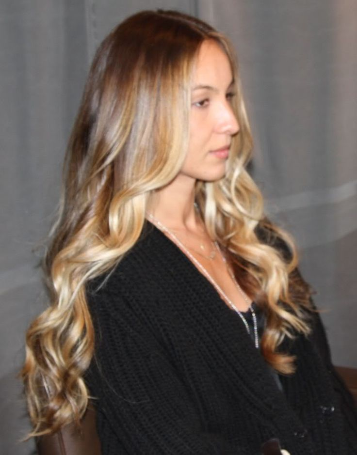 Hair color by Johnny Ramirez. | Hair Inspiration | Pinterest