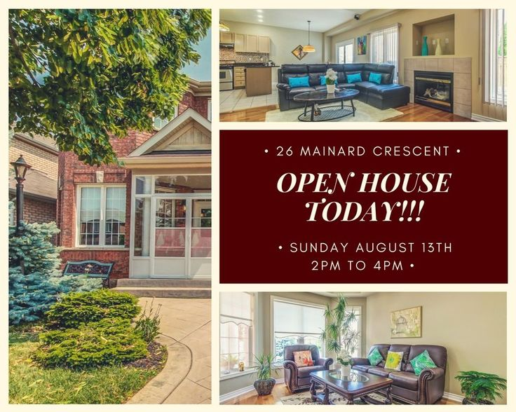 ***OPEN HOUSE TODAY***   Come Check Out This Gorgeous Home For All It Has To Offer Today from 2pm to 4pm!!! Beautiful, Bright, Spacious & Full of Upgrades! We Hope To See You All There!!!  Check out our virtual tour and floor plans! https://youriguide.com/26_mainard_crescent_brampton_on  Want even more information about this home, check out our website, www.anthonyfialho.com!  #DontFretWithTheFialhoRealEsateTeam #OpenHouse #OpenHouseToday#BramptonRealEstate #BramptonHomesforSale…