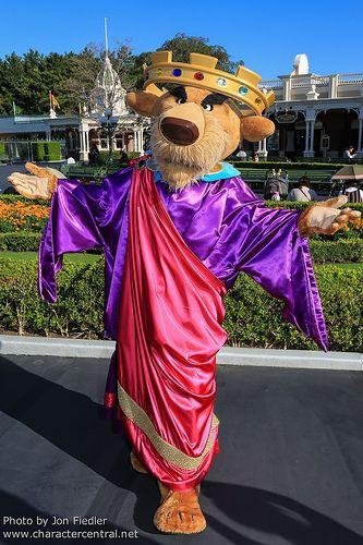 Prince John at Disney Character Central