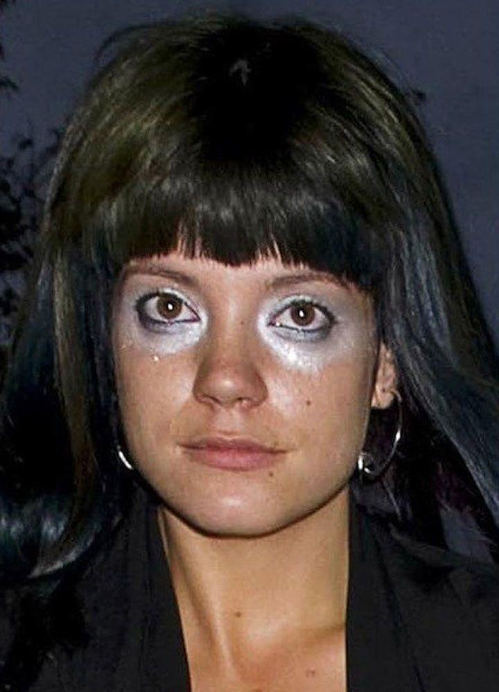 Makeup Fails Ugly Makeup: 44 Best Make-up - 2000's Images On Pinterest