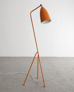 """Greta Magnusson Grossman - """"Grasshopper"""" floor lamp"""