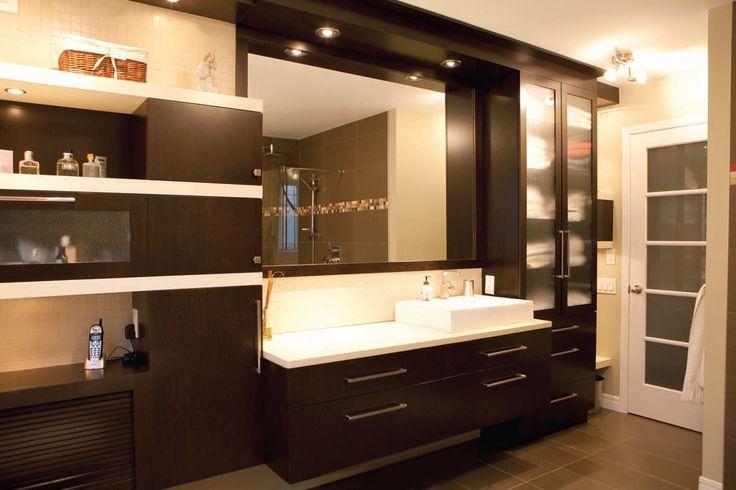 9 best Salle de bain images on Pinterest Bathroom, Bathrooms and