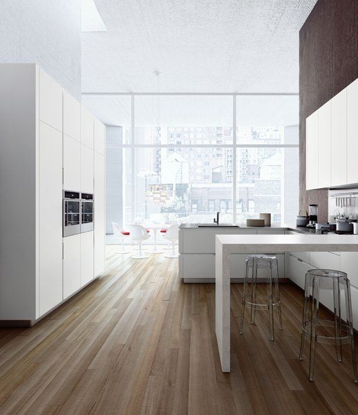66 Best Images About Orange Kitchens On Pinterest: ORANGE #kitchen By Snaidero @Snaidero Cucine