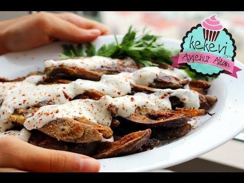 Mısır Unlu Patlıcan Kızartması / Hafif ve Leziz | Ayşenur Altan Yemek Tarifleri - YouTube