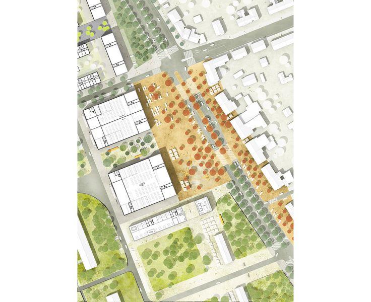 82 besten Masterplan Bilder auf Pinterest Städteplanung