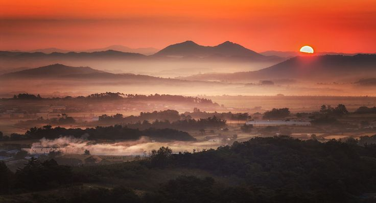 Morning of Miljae by Jaewoon U on 500px