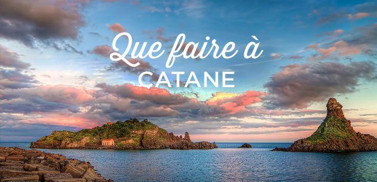 Que faire à Catane en Sicile? Voici une liste des 12 choses à faire, à voir et à visiter à Catane. Découvrez les incontournables de Catane.
